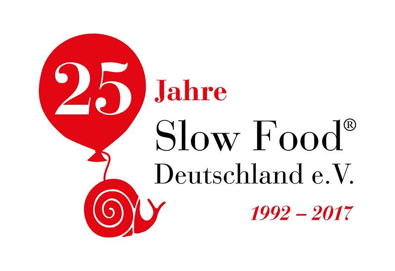 DEINS.UNTERWEGS – 25 Jahre SlowFood Deutschland