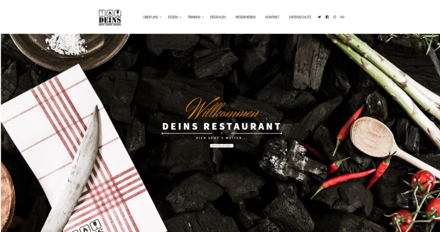 DEINS.AKTUELL – Neue Homepage online !